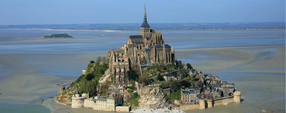 navette aéroport le havre Le Mont Saint Michel